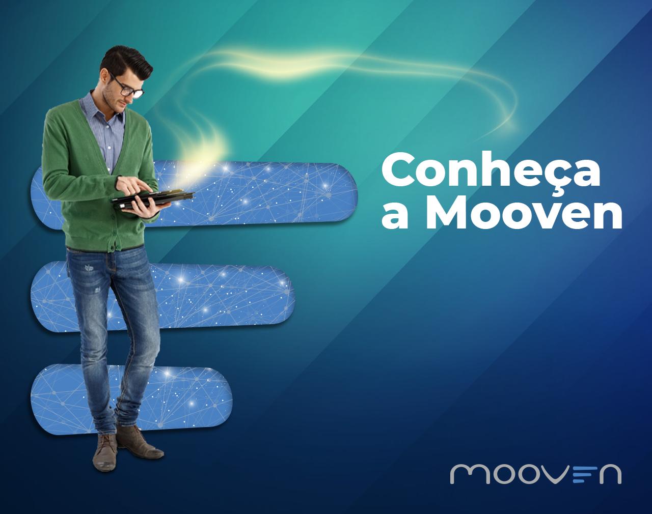 A Mooven é especializada em agilidade corporativa, transformação ágil e transformação digital